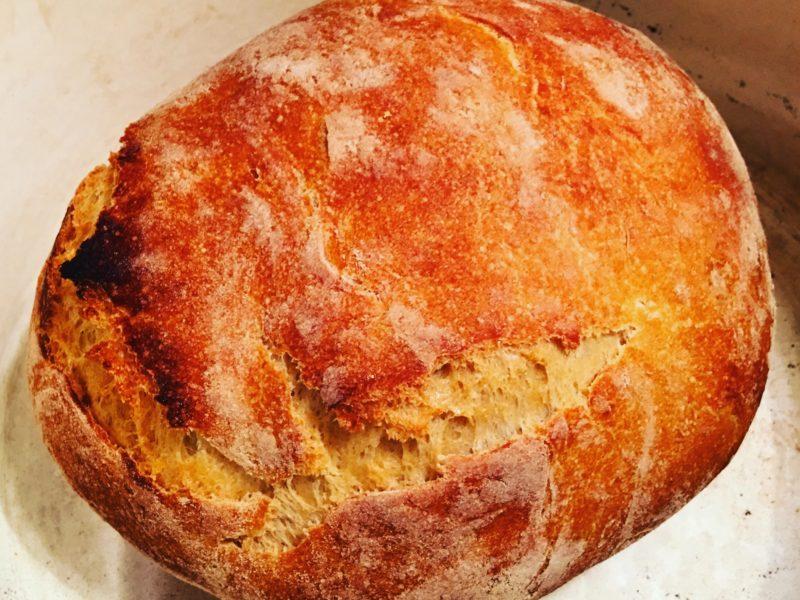 Dutch Oven Italian Bread